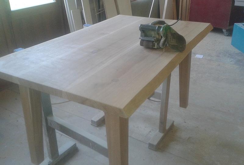 Wie baue ich einen Tisch