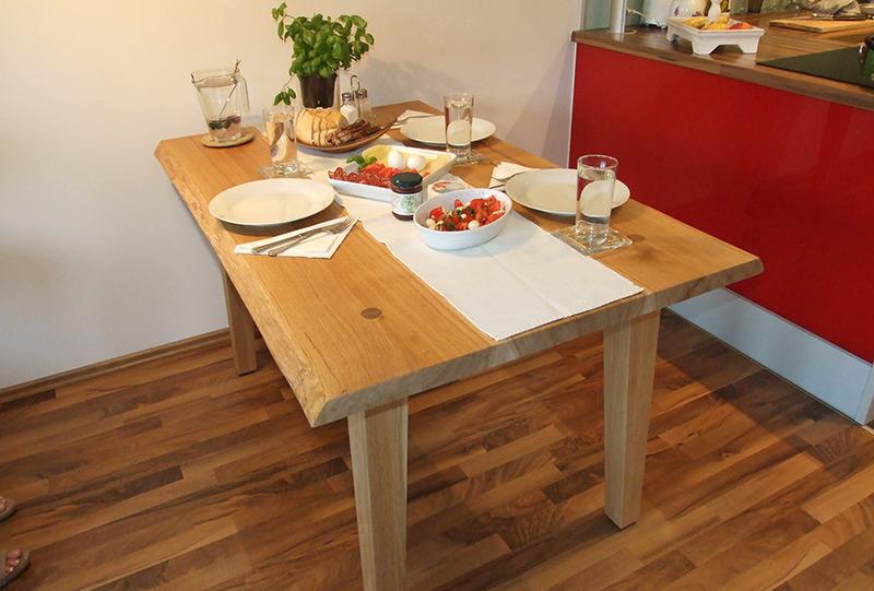 ein tisch entsteht tischlerei ableidinger gmbh. Black Bedroom Furniture Sets. Home Design Ideas