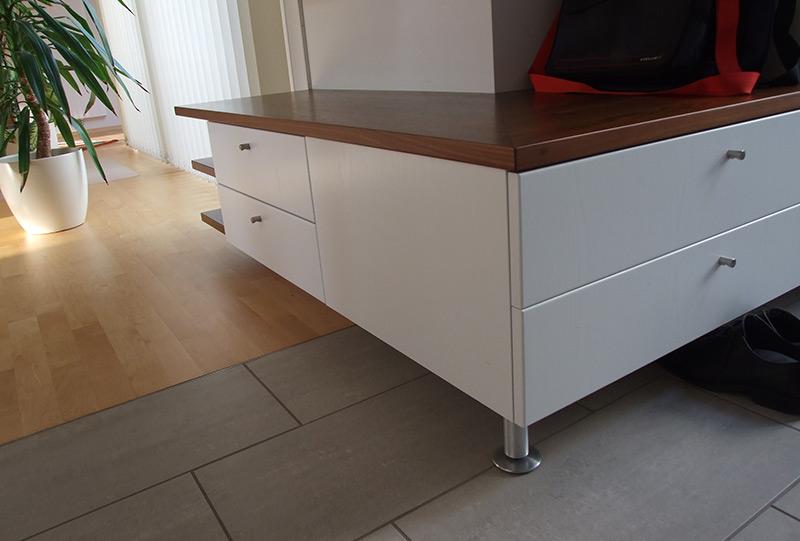 Vorzimmer Tischlerei Ableidinger GmbH
