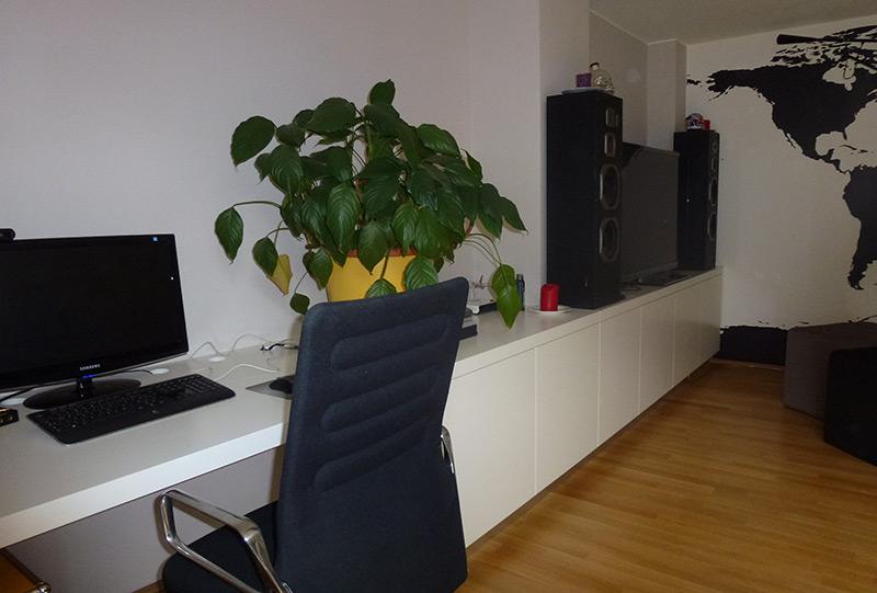 Wohnzimmer Tischlerei Ableidinger GmbH