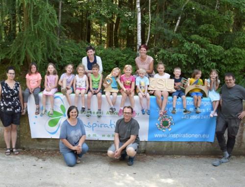 Besuch der Kindergärten Gastern und Kautzen